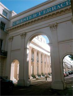 John Nash, Architecture Plan, Chester, The Row, Terrace, Facade, London, Building, Travel