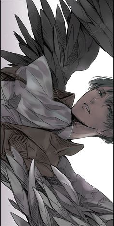 Rivaille / levi - Shingeki no Kyojin / Attack on Titan... Wings of Freedom.