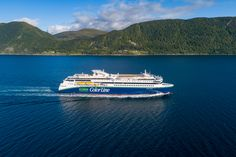Color Hybrid delivered from Ulstein Verft Group Of Companies, Color Lines, Days Out, Worlds Largest, Norway, Cruise, Boat, Water, Travel