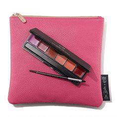 e.l.f. x Iris Beilin Mis Amores Lip Palette & Beauty Clutch - Cosmopolitan.com