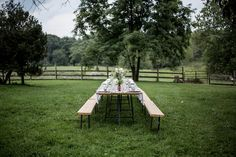 Local Milk - gathering from scratch: a workshop retreat Lunch Table, Picnic Table, A Table, Table Setting Inspiration, Dining Room Inspiration, Outdoor Dining, Outdoor Tables, Outdoor Decor, Diner Party