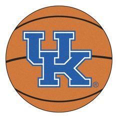 FANMATS NCAA University of Kentucky Basketball Mat