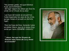 Gracias Padre Pio