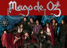 Mago de Oz, One of my favorite rock bands from Spain! Awesome mix of Rock, folk and Celtic tunes... Simply great music with great lyrics!