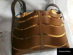 Vintage 90s  Francesco Biasia Handbag Shoulder bag bags &
