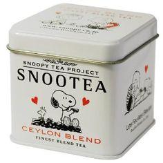Snoopy Tea Project - SNOOTEA Ceylon blend