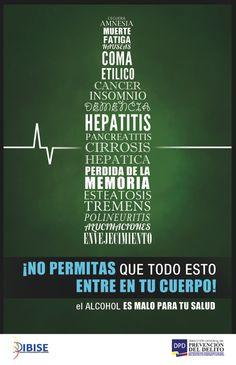 Awareness Campaign, Venezuelan Government MPPRIJ #typography #alltype all type