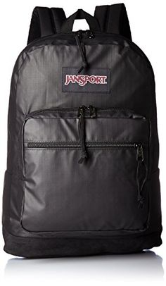 JanSport Right Pack Digital Edition Backpack  Black Onyx  18H x 13W x 85D *** You can get additional details at the image link.