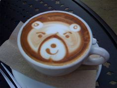 I'm a bear before I've had my coffee