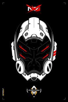 Cerberus : Phantom by *machine56 on deviantART
