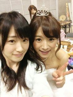 乃木坂46 (nogizaka46) Takayama Kazumi (高山一実) Ando Mikumo (安藤美雲)