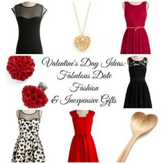 Valentine's Day Ideas: Gorgeous Date Fashion & Inexpensive yet Beautiful Gifts! Best part? Everything is on sale right now! {The Love Nerds} #valentinesday #womensfashion #gifts