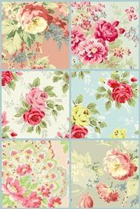 Vintage wallpaper  --  use scrapbooking paper on painted board?