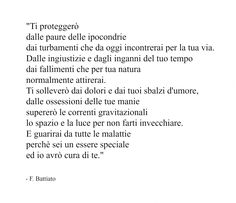 Franco Battiato -  La cura testo ... brano stupendo del maestro #musica #canzoni #purapoesia #citazioni #frasi #pensieri #parole #versi #emozioni