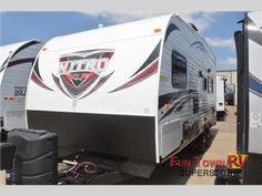 New 2014 Forest River RV XLR Nitro 21FQST Toy Hauler Travel Trailer at Fun Town RV | Cleburne, TX | #133166