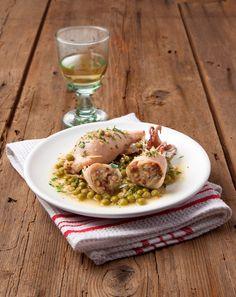 Cerchi una ricetta facile e sfiziosa per preparare i calamari ripieni? Scegli tra le gustose proposte di Sale&Pepe: sarà un successo assicurato.