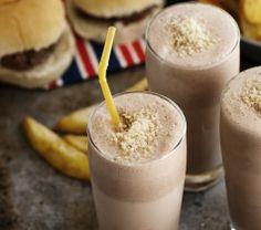 Amandel milkshake