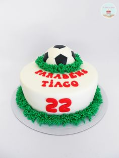 Futsal Cake * Bolo Futsal