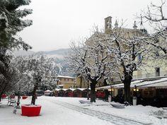 Mercatini di Natale ad Arco - Christmas Market in Arco (Italy) - Weihnachtsmarkt in Arco (Italien) - Mercado de Navidad en Arco
