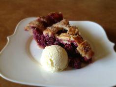 Cherry Pie+Ice Cream - oh my!