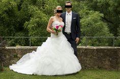 ♥ Designer Brautkleid Diane Legrand Gr. 36,38,40 ♥  Ansehen: https://www.brautboerse.de/brautkleid-verkaufen/designer-brautkleid-diane-legrand-gr-363840/   #Brautkleider #Hochzeit #Wedding