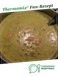 Thermifees ERBSENEINTOPF XXL von Thermifee. Ein Thermomix ® Rezept aus der Kategorie Suppen auf www.rezeptwelt.de, der Thermomix ® Community.