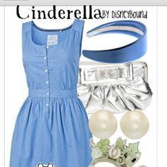 disneybound cinderella - Google Search