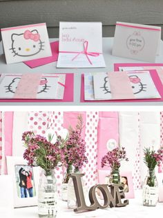 hello kitty theme wedding - Google Search