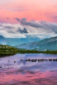 packlight-travelfar:  (via500px / Le lac Guichard by vincent viargues)