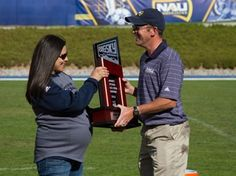 NAU's Eric Named Big Sky Men's and Women's Outdoor Track and Field Coach of the Year