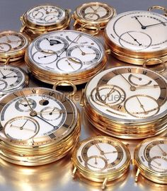 Sotheby's to sell the George Daniels Horological Collection, greatest watchmaker of century Wrist Watches, Cool Watches, Watches For Men, George Daniel, Old Pocket Watches, Antique Watches, Mechanical Watch, Luxury Watches, Watches