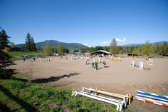 Canada :: Exciting Unique Opportunity at an equestrian facility in the picturesque Okanagan Valley