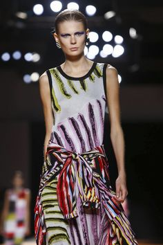 Missoni Ready To Wear Spring Summer 2016 Milan - NOWFASHION