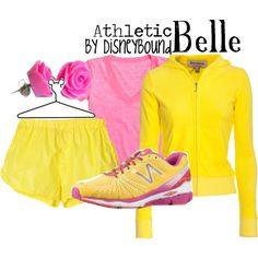 """Belle"" by lalakay on Polyvore #disney"