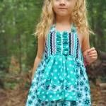 Sewing Pattern for Apron Dr..