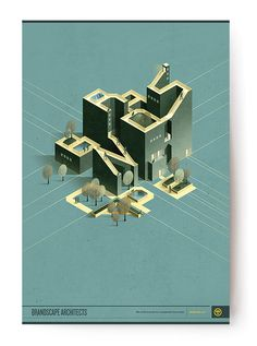 Brandscape Architects | Modern8 on Behance