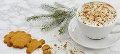 Piparkakkulatte maistuu joululta ja lämmittää ihanasti viileänä päivänä. Oletko jo maistanut?