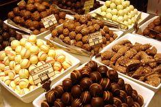 mmmm.....Belgian Chocolate