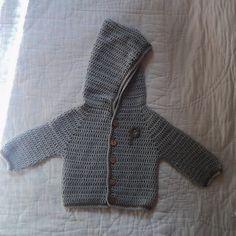 Tuto and co : Petit Gilet Paul ( au crochet, niveau débutante!) | ♥ ♥ ♥ Les Petites Créations de Rosalie ♥ ♥ ♥