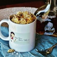 No Mess Breakfast in Bed. French Toast…in a Mug!