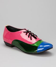 Y•R•U - everybody should own pink saddle shoes