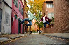 Philadelphia Engagement Photos | Jessica & Adam » Mike Landis Photographer