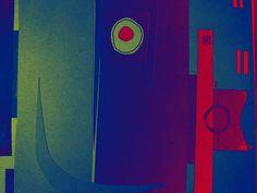 mientras duermo y sueño en el cuarto de cristal,(luis vecino)pintores españoles,informalismo,geometrismo,expresionismo abstracto