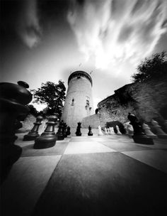 This Was Taken With A Homemade Pinhole Camera I Would Never Know Without Being Told