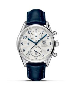 "TAG Heuer ""Carrera Heritage"" Automatic Chronograph Watch, 41mm 