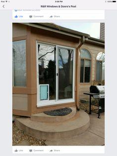 Diy Doggie Doors For Sliding Glass Doors Home Ideas