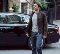 Sebastian Stan #toronto wj