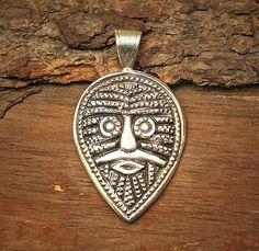 Warrior Viking Amulet