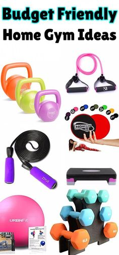 Home gym must haves fitness tips pinterest at