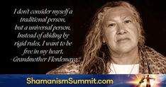 Shamanism Global Summit - Join more than 20 respected shamanic teachers and healers from around the world —  including Sandra Ingerman, don Oscar Miro-Quesada, Brooke Medicine Eagle, HeatherAsh Amara, Itzhak Beery, José and Lena Stevens, One White Horse Standing, and others — sharing practices for activating shamanic principles in your daily life and helping to evolve our world. #shamanism #TheShiftNetwork Global Summit, Shamanism, Healer, Medicine, Join, Horse, Wisdom, Life, Horses